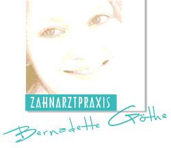 Zahnarztpraxis Bernadette Göthe - Logo